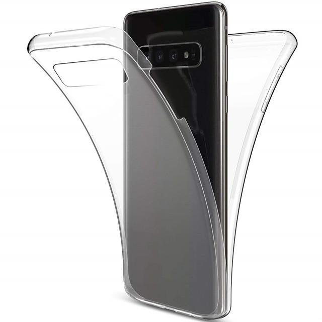 Θήκη Za Samsung Galaxy S9 / S9 Plus / S8 Plus Otporno na trešnju / Ultra tanko / Prozirno Korice Jednobojni Mekano TPU