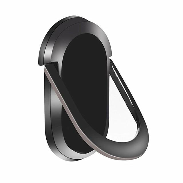Tisch Ständerhalter montieren Klappbar / 360° Drehbar / Ring - Haltevorrichtung Gürtelschnalle / 360 ° Drehung Metal / ABS Halter