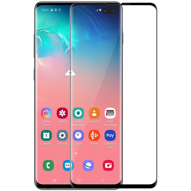 Samsung GalaxyScreen ProtectorGalaxy S10 Plus HD Защитная пленка для экрана 1 ед. Закаленное стекло