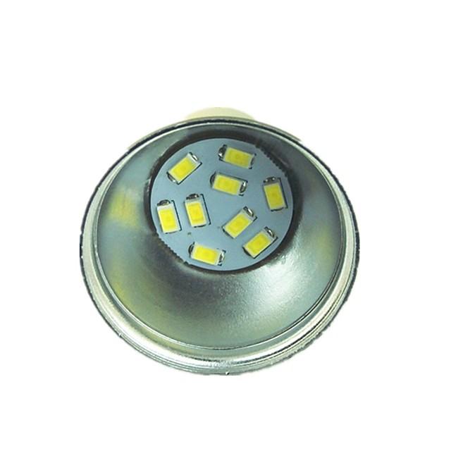 1pc 2 W Spot LED 240 lm GU10 9 Perles LED SMD 5730