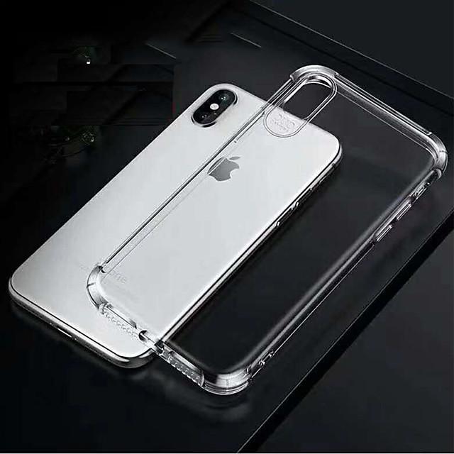 Coque Pour Apple iPhone 12 / iPhone 12 Mini / iPhone 12 Pro Max Transparente Coque Transparente Flexible TPU