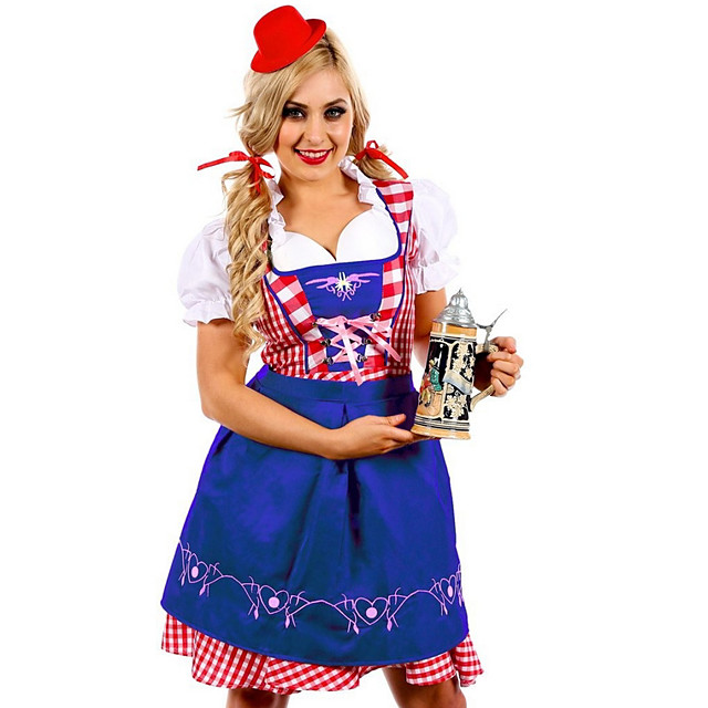 Oktoberfest tøj originalt Oktoberfest kostumer