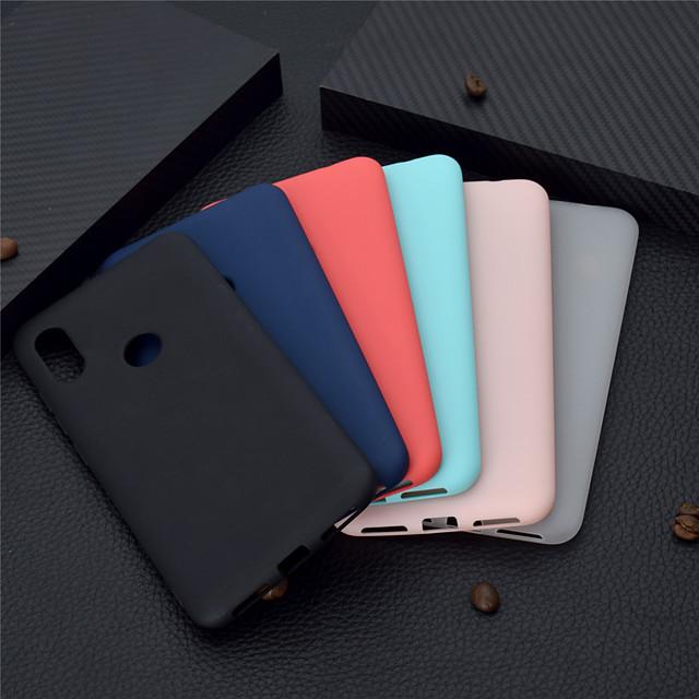 Θήκη Za Xiaomi Xiaomi Pocophone F1 / Xiaomi Mi Mix 2 / Xiaomi Mi Mix 3 Mutno Stražnja maska Jednobojni Mekano TPU