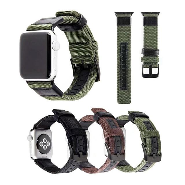 Ремешок для часов для Серия Apple Watch 5/4/3/2/1 Apple Спортивный ремешок Нейлон Повязка на запястье