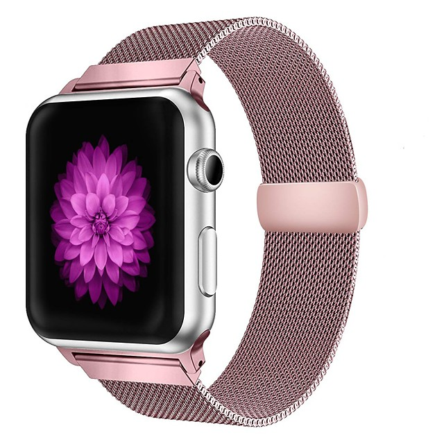 Pogledajte Band za Apple Watch Series 5/4/3/2/1 Apple Preklopna metalna narukvica Nehrđajući čelik Traka za ruku