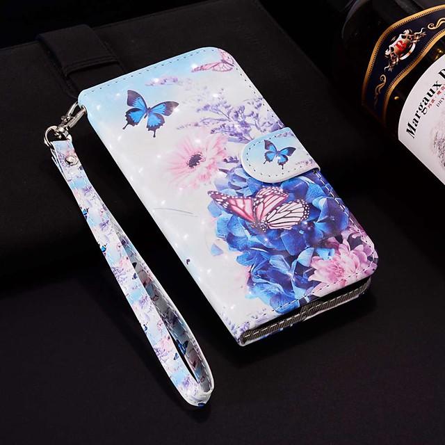 téléphone Coque Pour Huawei Coque Intégrale Étui en cuir Etui folio Huawei P20 Huawei P20 Pro Huawei P20 lite Huawei P30 Huawei P30 Pro Huawei P30 Lite P10 Lite P9 lite mini P8 Lite (2017) P smart