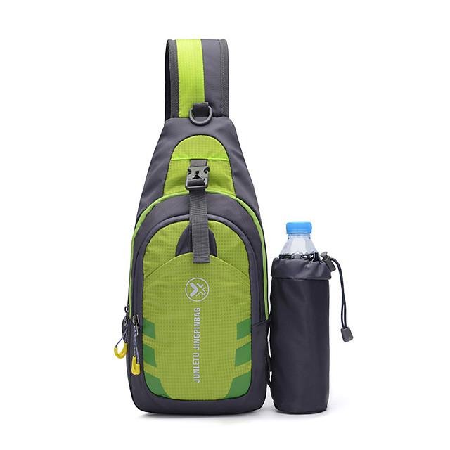 20 L Sac de Poitrine Multifonctionnel Poids Léger Respirable Séchage rapide Extérieur Pêche Randonnée Camping Nylon Rouge Vert Bleu
