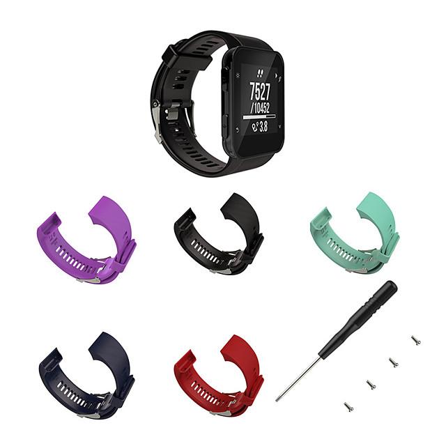 Urrem for Forerunner 35 Garmin Sportsrem / Klassisk spænde Silikone Håndledsrem