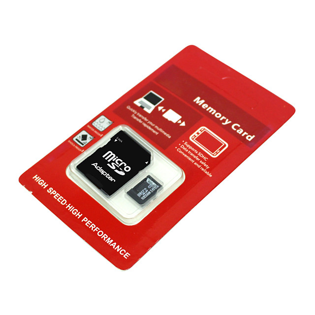 LITBest 33GB 마이크로 SD / TF 메모리 카드 CLASS10 TF Card 모바일폰