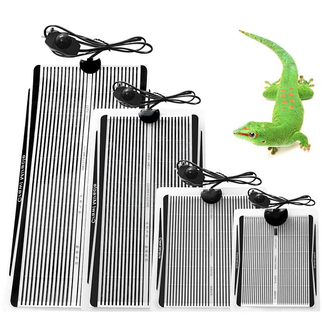 târâtoare încălzire broască țestoasă mat planșa de termostat rezistent la apa tampon de încălzire 5w putere în condiții de siguranță