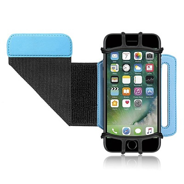 Dönebilen spor paketi bilek kemer band mobil yürüyüş bisiklet telefon kılıfı braketi iphone samsung için koşu kılıfı koşu kılıf telefon