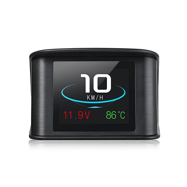 2.4 pouce LED Affichage tête haute Indicateur LED pour Automatique Mesurer la vitesse de conduite