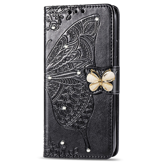 téléphone Coque Pour Huawei Coque Intégrale Wallet P smart 2017 Huawei P Smart 2019 Huawei P Smart Plus (2019) Honor 10 Lite Honor V20 Honneur 10i Honneur 20i Huawei Honor 9 Lite Huawei Profitez de 7S