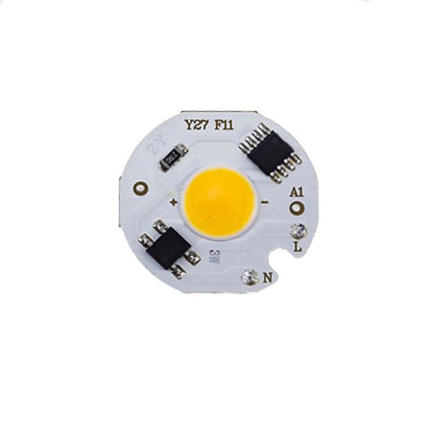 led 3w 5w 7w 9w čip žárovky 220v inteligentní ic bez nutnosti řidiče led žárovky pro povodňové světlo bodové světlo diy osvětlení studené bílé teplé bílé