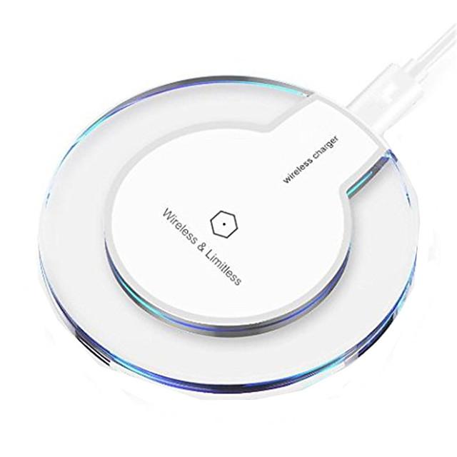 мини беспроводное зарядное устройство USB зарядка для iphone