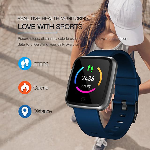 sti7 smart ceas ip67 impermeabil fitness tracker ritm cardiac monitor de presiune sânge femei bărbați ceas smartwatch pentru android iOS