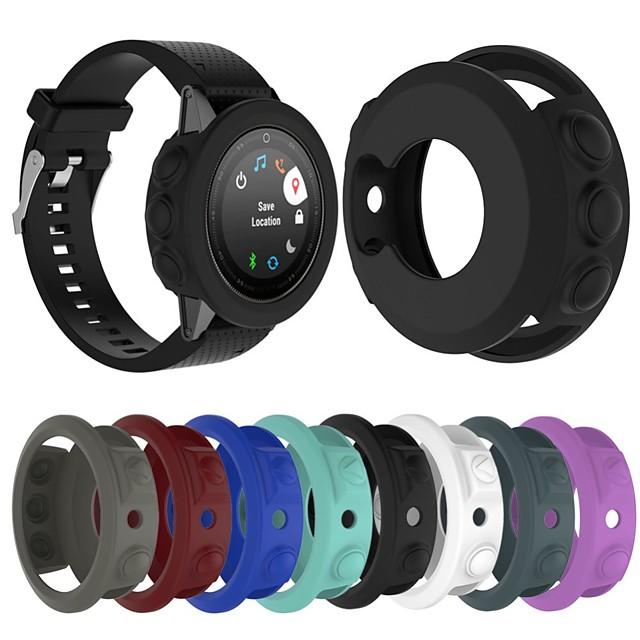 hoes voor Garmin fenix 5 siliconen garmin smartwatch koffers