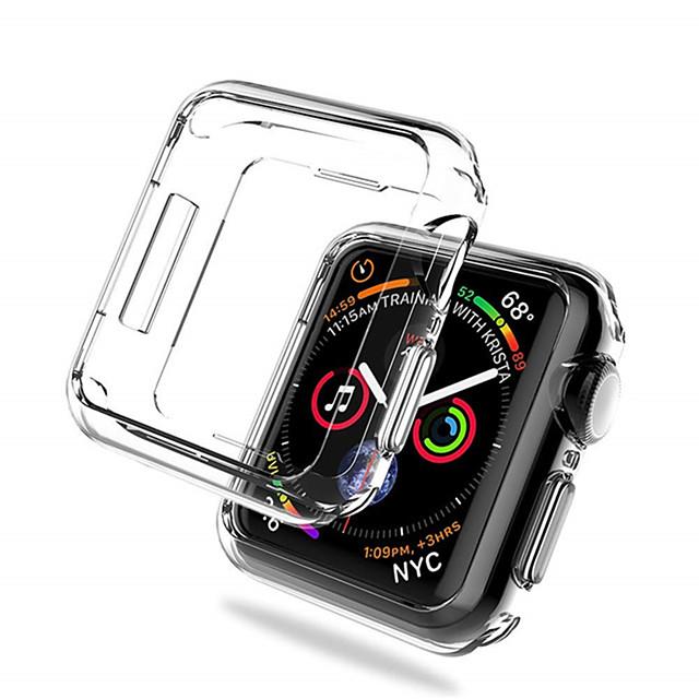 2 пакета мягкой защитной пленки ТПУ для Apple Watch серии 4/3/2/1