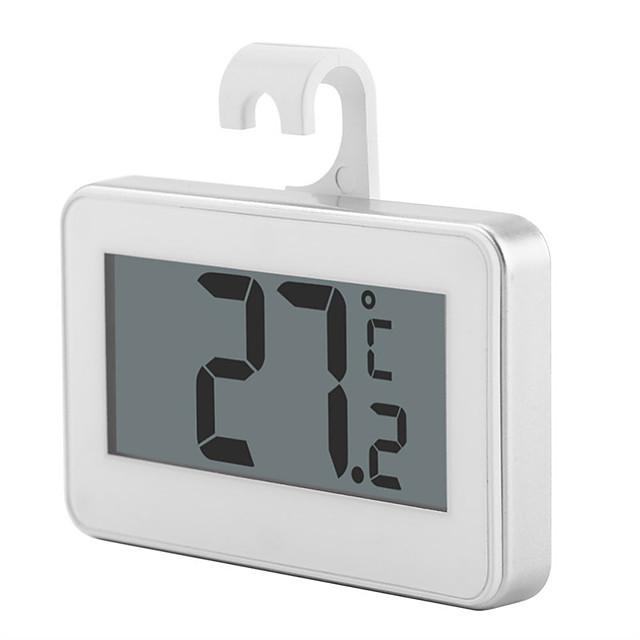 LCD digitalni zaslon preciznost hladnjak termometar hladnjak zamrzivač s podesivim stalak magnet vodootporan digitalni termometar