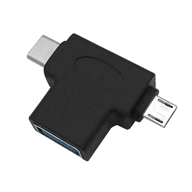 USB 3.0 otg Кабельный адаптер Micro USB Type-C