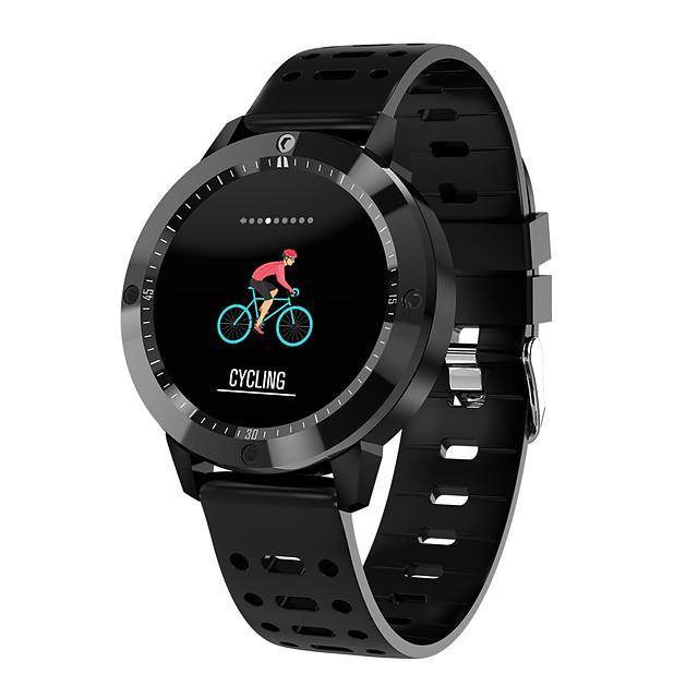 Смарт Часы Цифровой Современный Спортивные силиконовый 30 m Защита от влаги Пульсомер Bluetooth Цифровой На каждый день На открытом воздухе - Черный Черный / Желтый Черный / серый