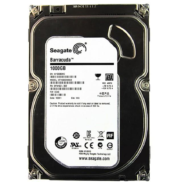 Hiseeu® Disques durs 1TB pour la sécurité Systèmes 12*9*8 cm 0.2 kg