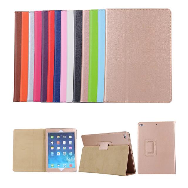 telefono Custodia Per Apple Integrale iPad Air iPad 4/3/2 iPad (2018) iPad Pro 11 pollici iPad New Air (2019) iPad Pro 10.5 iPad Air 2 iPad (2017) Con supporto Con chiusura magnetica Tinta unita