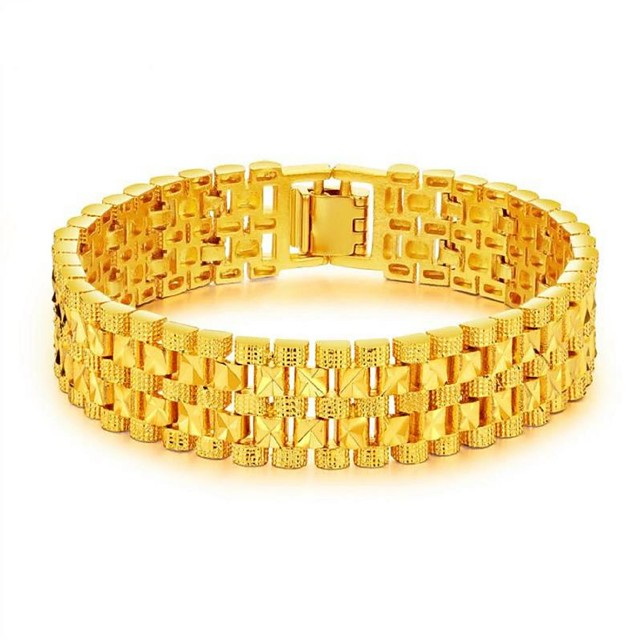 Stylish Creative Fashion Dubai 18k Gold