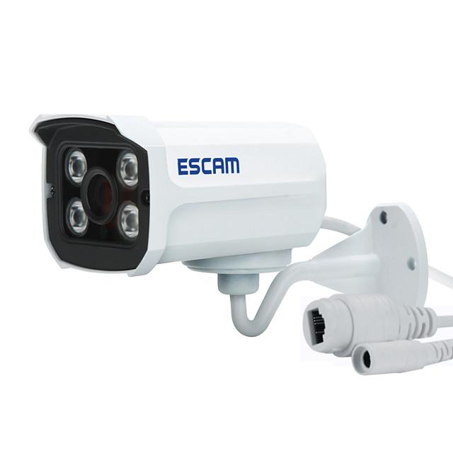 escam qd300 1080p h.265 onvif للرؤية الليلية outoor بو كاميرا ip