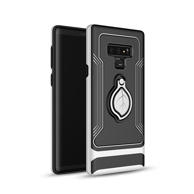 Кейс для Назначение SSamsung Galaxy Note 9 Кольца-держатели / Ультратонкий Кейс на заднюю панель Пейзаж ПК