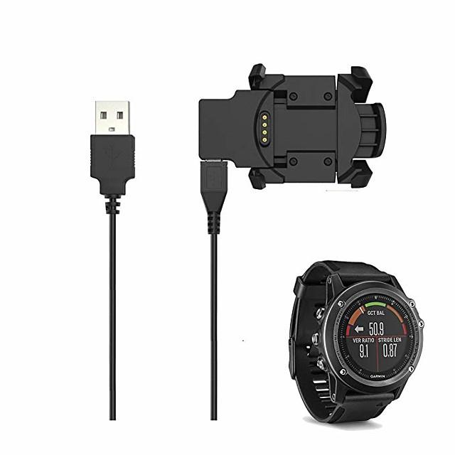 SmartWatch быстрое зарядное устройство USB для FENIX 3 / Quatix 3 / Tactix Bravo зарядное устройство универсальное