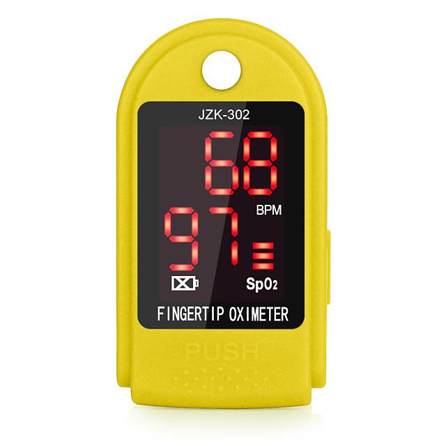 Rz doigt oxymètre de pouls portable pression artérielle soins de santé ce approuvé spo2 et pouls pulsioximetro jzk-302