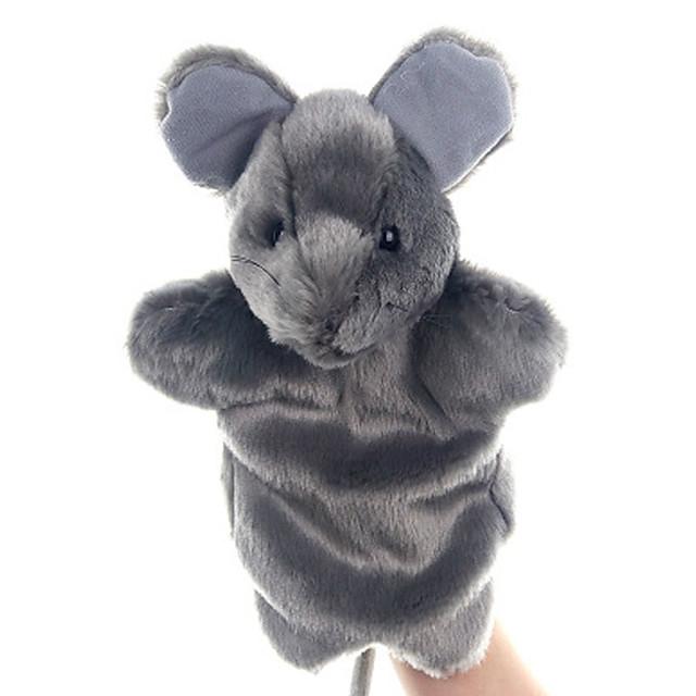 Ujjbáb Kézi bábok Kreatív Állatok Szülő-gyermek interakció Vicces Képzeletbeli játék, harisnya, nagy születésnapi ajándékok party kedvenc kellékei Összes Gyermek Tinédzser
