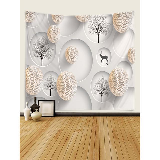 Klassisch Wand-Dekor 100% Polyester Klassisch Wandkunst, Wandteppiche Dekoration