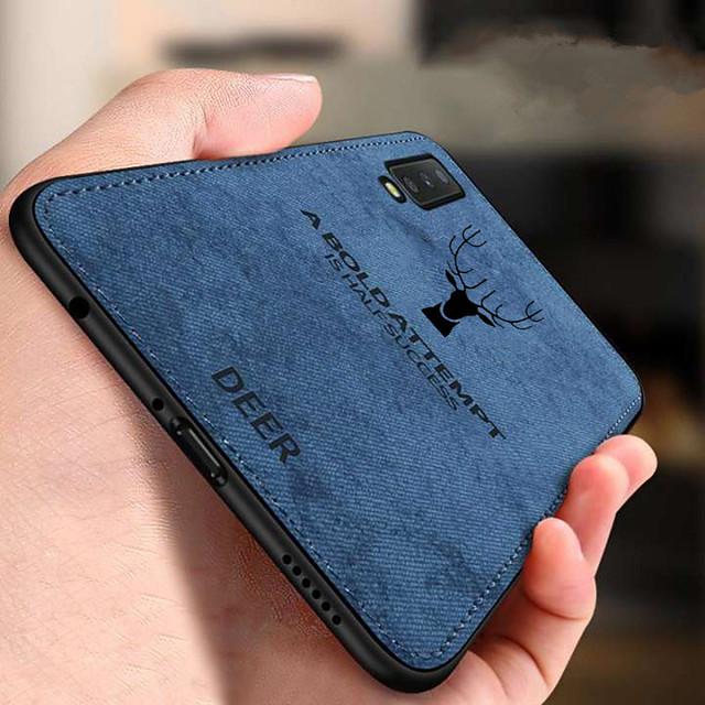 tkanina tkanina jelena telefon slučaj za samsung galaxy a50 a70 mekani silikon tpu leđa slučaju za samsung a40 a30 a20 a10 a9 2018 a8 2018 a7 2018 pokriva
