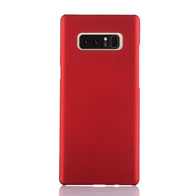 ケース 用途 Samsung Galaxy Note 9 / Note 8 / サムスン注10 超薄型 バックカバー ソリッド TPU