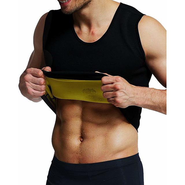 Gilet de sueur Gilet d'Entraînement de Taille Débardeur en néoprène Des sports Néoprène Exercice Physique Exercice et fitness Faire des exercices Extensible Poids d'Entrainement Entraînement Masse