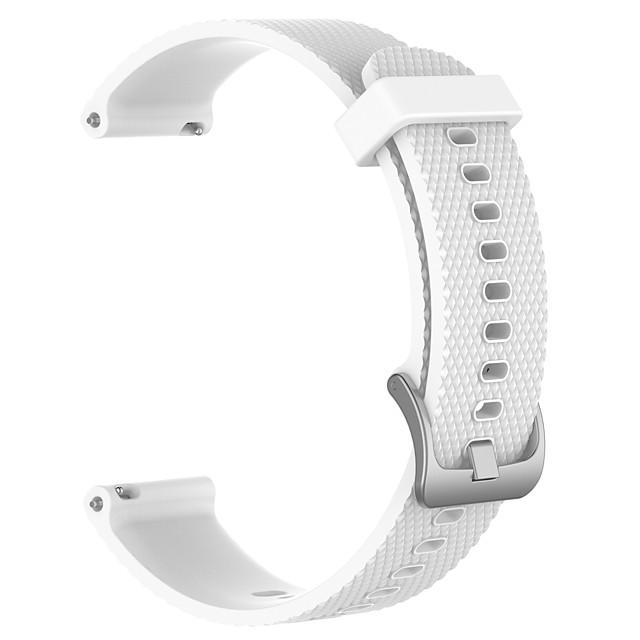 1 pièces Bracelet de Montre  pour Garmin Bande de sport Silikon Sangle de Poignet pour Vivoactive 3
