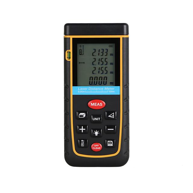 LITBest RZ-A40 60 80 100 Misuratore di distanza laser 40 60 80 100 Disegno a mano per la misura ingegneristica