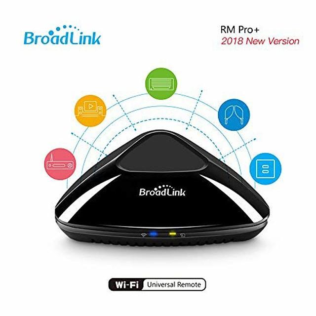 broadlink rm pro + rm mini3 wifi pametni dom daljinski upravljač ir predajnik rf univerzalni kontroler wifi kontrola kompatibilna za apple android automatizaciju pametnih telefona inteligentni radi s
