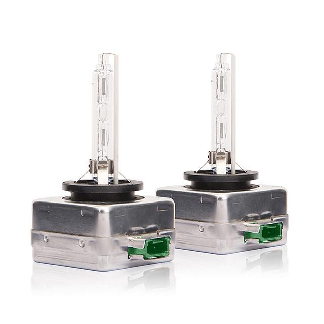 1 paire d3s voiture lumière rapide lampe au xénon 6000k phares ampoule de rechange pour rv suv mpv voiture standard voltage12v
