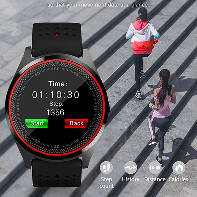 Smart Satovi Šiljci za meso Moderna Sportski Silikon 30 m Vodootpornost Heart Rate Monitor Bluetooth Šiljci za meso Ležerne prilike Outdoor - Zelen Crna / Plava Black / Green
