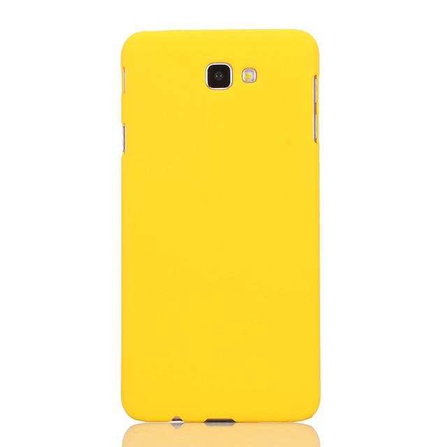 Capinha Para Samsung Galaxy J7 / J5 Prime / J4 Ultra-Fina Capa traseira Sólido TPU