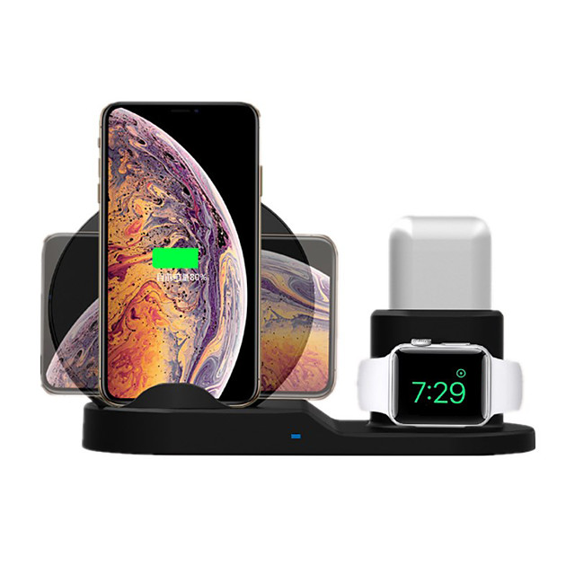 KawBrown Smartwatch Charger / Зарядное устройство для дома / Беспроводное зарядное устройство Беспроводное зарядное устройство Smartwatch Charger / 2