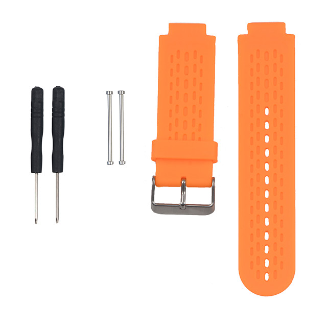 klockband för tillvägagångssätt s4 / tillvägagångssätt s2 garmin sportband silikon handledsband