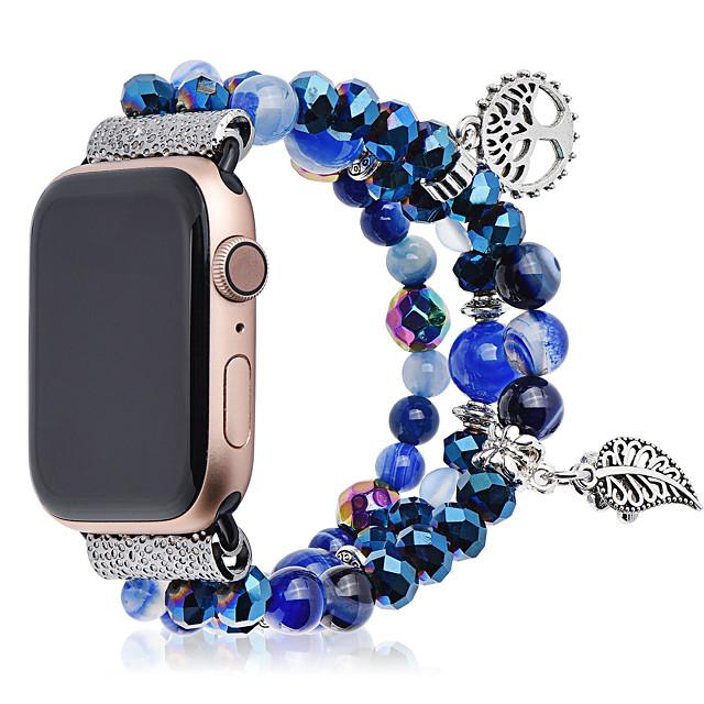 Ремешок для часов для Серия Apple Watch 5/4/3/2/1 Apple Дизайн украшения Керамика Повязка на запястье