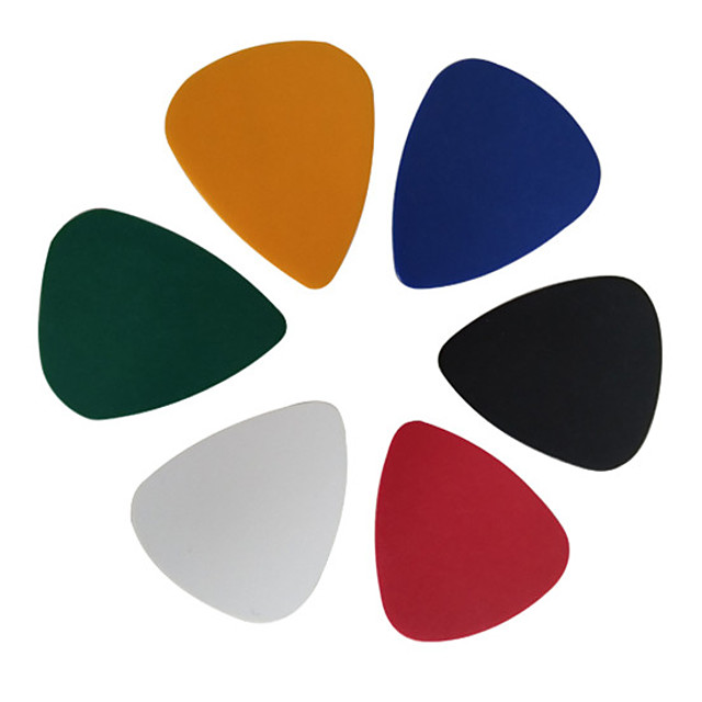 Alice AP-JSM Transparent Guitar Picks 6-Pack