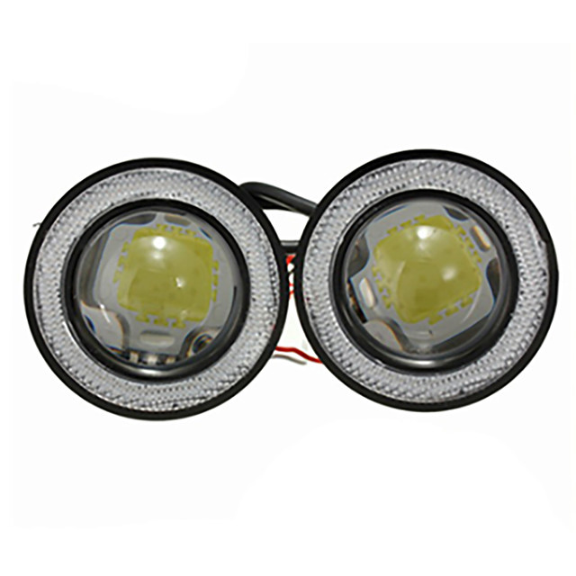 2pcs Mașină Becuri 30 W LED Bec Ceață Pentru Παγκόσμιο Toți Anii