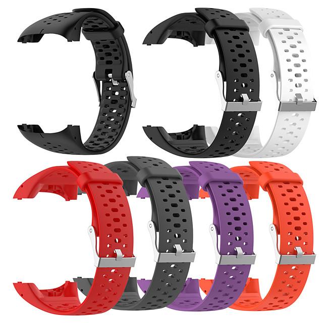 для полярных m400 m430 умные часы замена силиконовый ремешок для часов ремешок для часов