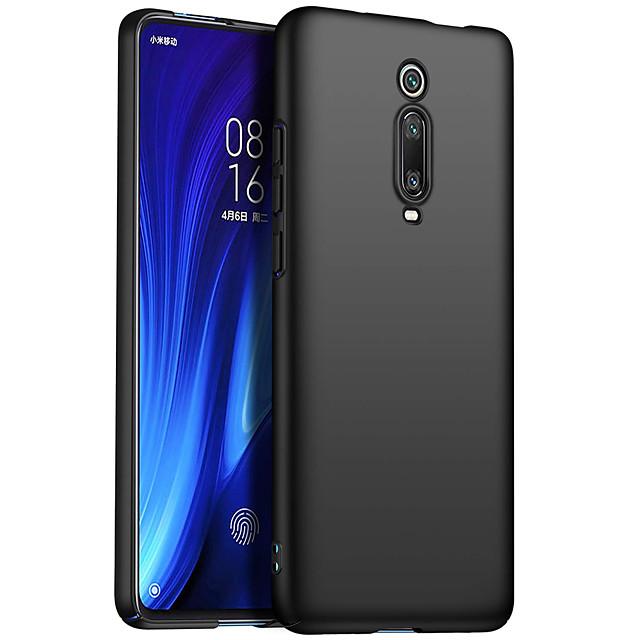 Θήκη Za Xiaomi Xiaomi Mi 9T / Xiaomi Mi 9T Pro / Redmi K20 Pro Protiv prašine / Ultra tanko / Mutno Stražnja maska Jednobojni TPU